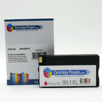 Compatible HP 951XL Magenta Ink Cartridge (Own Brand)
