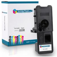 Compatible Kyocera TK-5240C (1T02R7CNL0) Cyan Toner Cartridge (Own Brand)