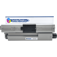 Compatible OKI 44973508 High Capacity Black Toner Cartridge (Own Brand)