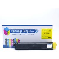 Compatible Kyocera TK-580Y Yellow Toner Cartridge (Own Brand)