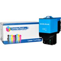 Compatible Lexmark 702C Cyan Toner Cartridge (Own Brand)