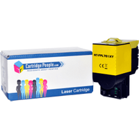 Compatible Lexmark 702Y Yellow Toner Cartridge (Own Brand)