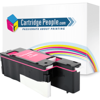 Compatible Dell 593-11128 (4J0X7) Magenta Toner Cartridge