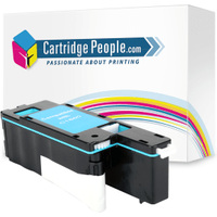 Compatible Dell 593-11129 (5R6J0) Cyan Toner Cartridge