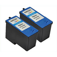 Dell M4646 Compatible High Yield Colour Ink Cartridge **TWIN PACK DEAL**
