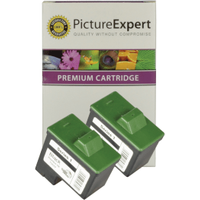 Dell T0529 Compatible Black Ink Cartridge **Twin Pack Deal**