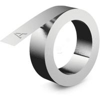 Dymo 32500 ( S0720170 ) Original Stainless Steel Embossing Tape 12mm x 6m