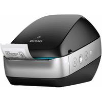 Dymo LabelWriter Wireless Thermal Transfer Label Printer Black / Silver (2000932)