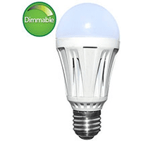 E27 Screw LED Standard GLS Bulb 10W (60W Equivalent) 806 Lumen - Warm White Frosted