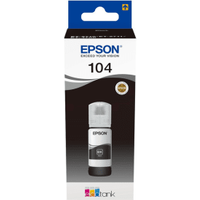 Epson 104 Black Ink Bottle (Original)