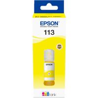 Epson 113 Yellow Ink Bottle (Original)