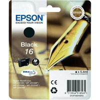 Epson 16 Black Ink Cartridge (Original)