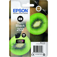 Epson 202 Photo Black Ink Cartridge (Original)