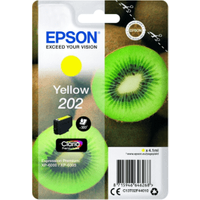 Epson 202 Yellow Ink Cartridge (Original)