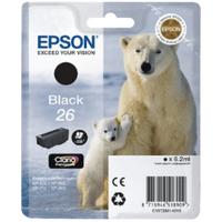 Epson 26 Black Ink Cartridge (Original)