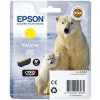 Epson 26 Yellow Ink Cartridge (Original)