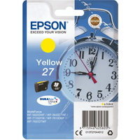 Epson 27 Yellow Ink Cartridge (Original)