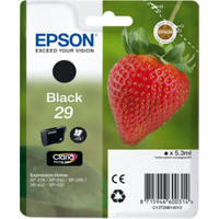 Epson 29 Black Ink Cartridge (Original)