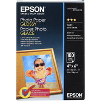 Epson C13S042548 10cmx15cm Glossy Photo Paper 200gsm 100 sheets
