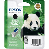 Epson T0501 Original Black Ink Cartridge