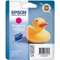 Epson T0553 Magenta Ink Cartridge (Original)