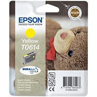 Epson T0614 Yellow Ink Cartridge (Original)
