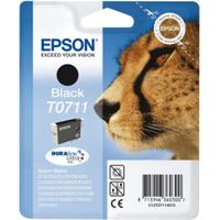 Epson T0711 Black Ink Cartridge (Original)
