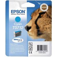 Epson T0712 Cyan Ink Cartridge (Original)