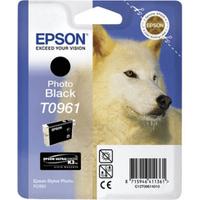 Epson T0961 Photo Black Ink Cartridge (Original)