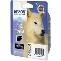 Epson T0965 Light Cyan Ink Cartridge (Original)