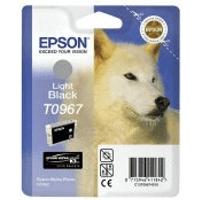 Epson T0967 Light Black Ink Cartridge (Original)