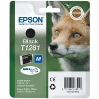 Epson T1281 Black Ink Cartridge (Original)