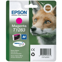 Epson T1283 Magenta Ink Cartridge (Original)