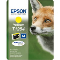 Epson T1284 Yellow Ink Cartridge (Original)