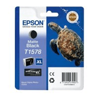 Epson T1578 Original Matte Black Ink Cartridge