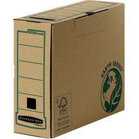 Image of Fellowes R-Kive Earth Transfer File Brown (Pack of 20) 4470201