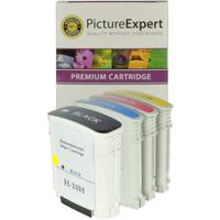 HP 11 ( C4844ae / C4836ae / C4837ae / C4838ae ) Compatible 4 Ink Cartridge Pack