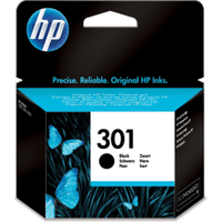 HP 301 Black Ink Cartridge (Original)