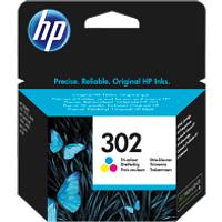 HP 302 Tri-Colour Ink Cartridge (Original)