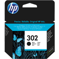 HP 302 Black Ink Cartridge (Original)