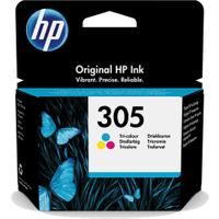 HP 305 Tri-Colour Ink Cartridge (Original)