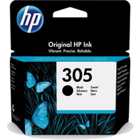 HP 305 Black Ink Cartridge (Original)