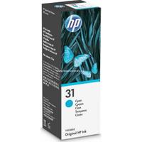 HP 31 Cyan Ink Bottle (Original)