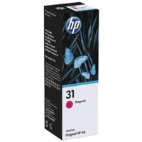 HP 31 Magenta Ink Bottle (Original)