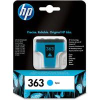HP 363 Cyan Ink Cartridge (Original)