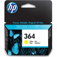 HP 364 Yellow Ink Cartridge (Original)