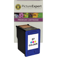 HP 57 ( C6657ae ) Compatible Colour Ink Cartridge