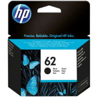 HP 62 Black Ink Cartridge (Original)