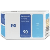 HP 90 ( C5060A ) Original Cyan Ink Cartridge