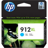 HP 912XL (3YL81AE) Original High Capacity Cyan Ink Cartridge